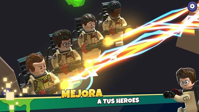 LEGO Legacy: Héroes Liberados