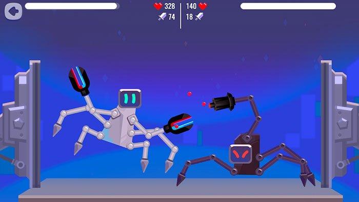 imagen principal de Robotics para Android